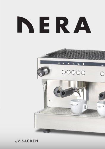 Visacrem Nera Espresso Kaffeemaschine