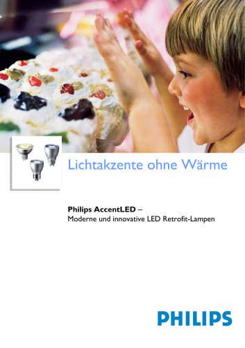AccentLED Lampen