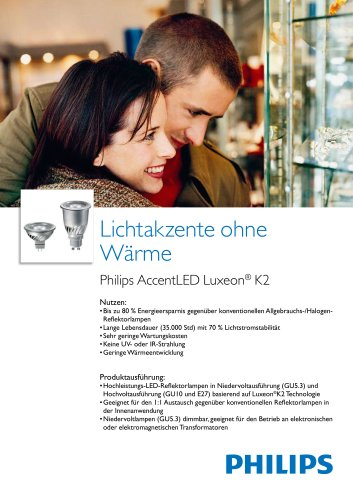 AccentLED Luxeon® K2