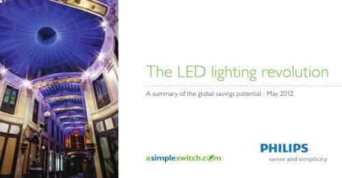 LED lighting revolution