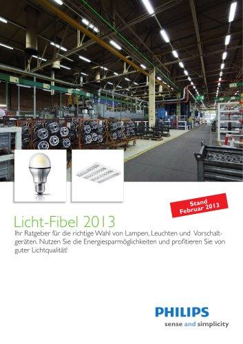 Licht-Fibel 2013