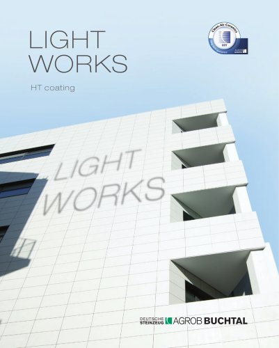 LIGHT WORKS HT coating