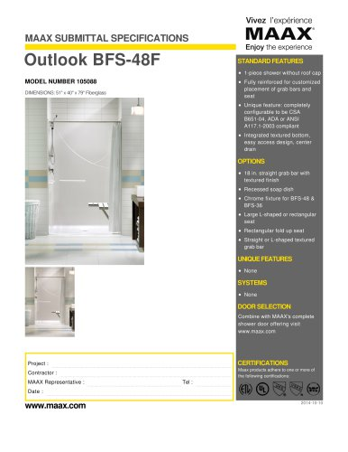 Outlook BFS-48F