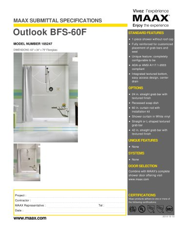 Outlook BFS-60F