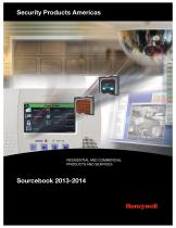 2013/2014 Honeywell Security Products Americas Sourcebook