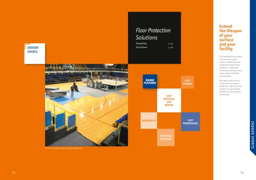 Floor protection solutions