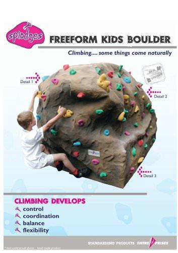 Freefrom kids boulder