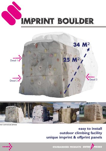 Imprint Boulder