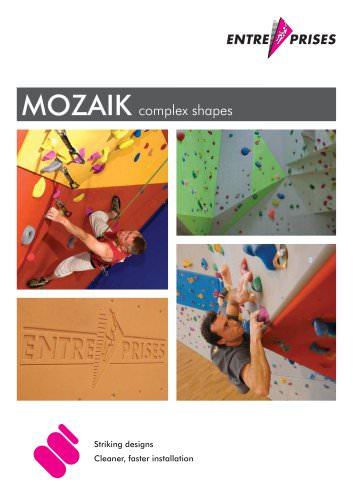 MozaiK Climbing Walls