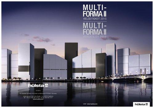 MULTI-FORMA II