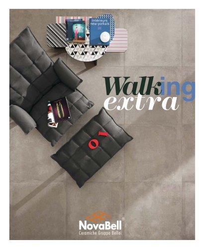WALKING EXTRA