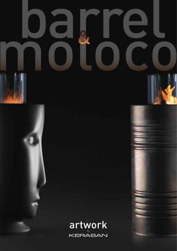 Barrel & moloco