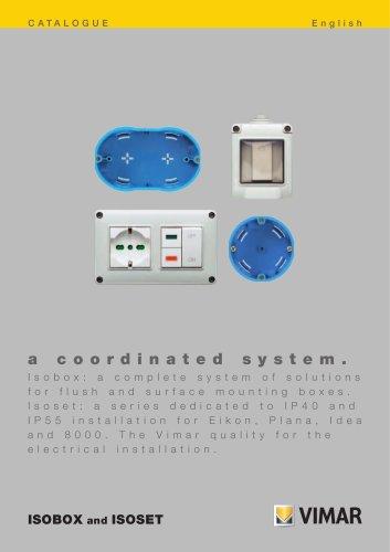 Isobox and Isoset catalogue
