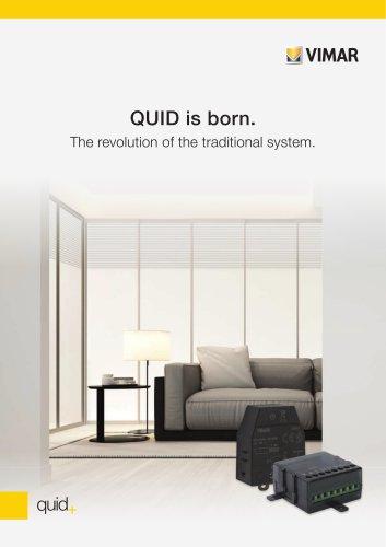 QUID is born