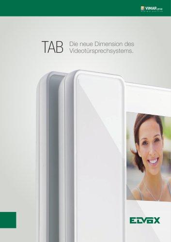 tab catalogue