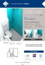 Grenat bathroom