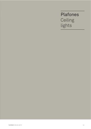 catalogue gen2012/02: ceiling lights