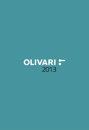 OLIVARI 2013
