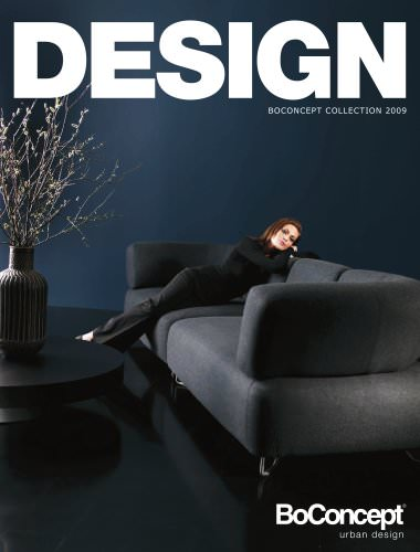 DESIGN - BoConcept Collection 2009