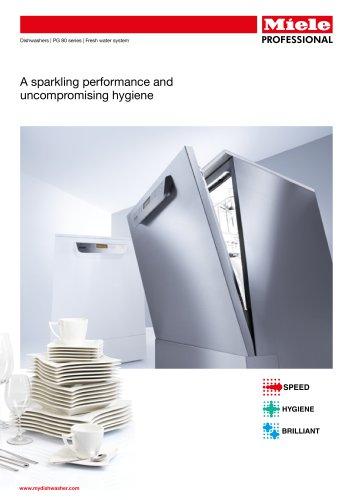 Dishwasher PG 80 series