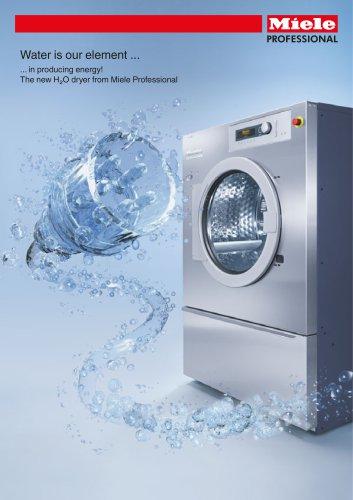 H₂O dryer