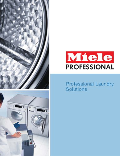 Professional Laundry Solutions