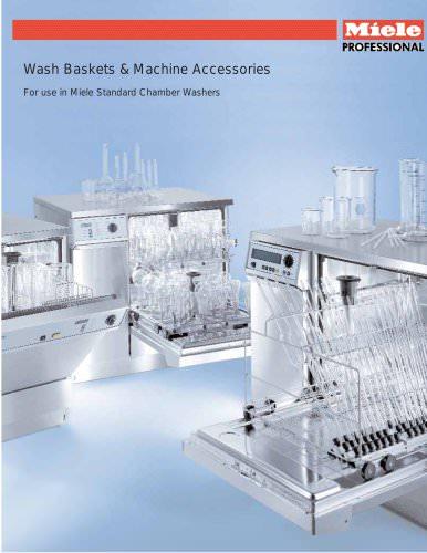Wash Baskets Machine Accessories G 7804, G 7883, G 7893