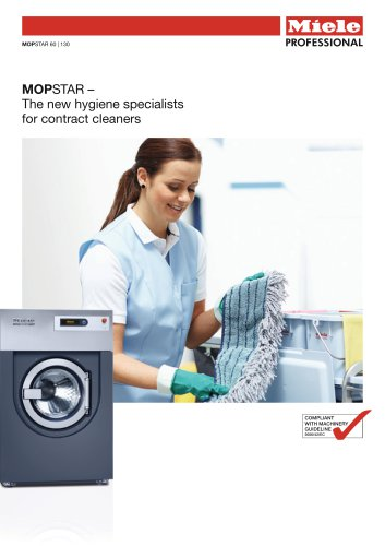 Washing machine MOPSTAR