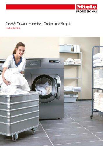 Zubehör für Wäschereimaschinen