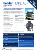 Conder HDPE ASP Brochure