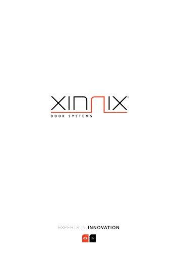 CATALOGUE XINNIX DOOR SYSTEMS