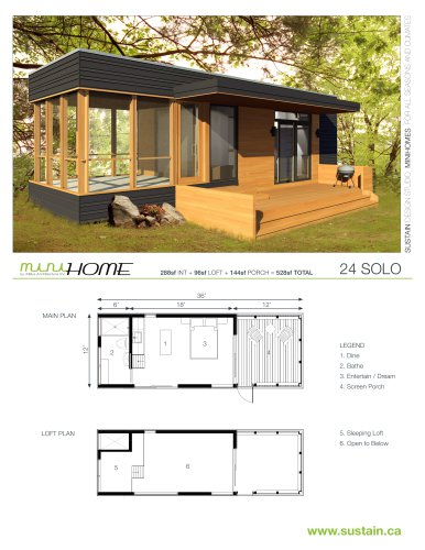 SOLO 24 BUNKIE
