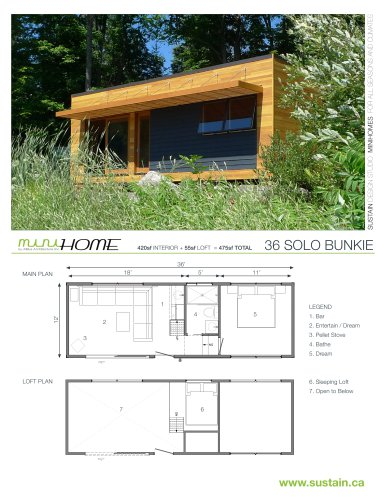 SOLO 36 BUNKIE