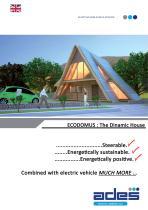 ECODOMUS : The Dinamic House