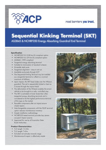 Sequential Kinking Terminal (SKT)