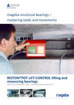RESTON®POT LIFT-CONTROL