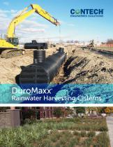 DuroMaxx® Rainwater Harvesting Cisterns