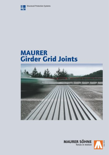 Girder Grid Joints