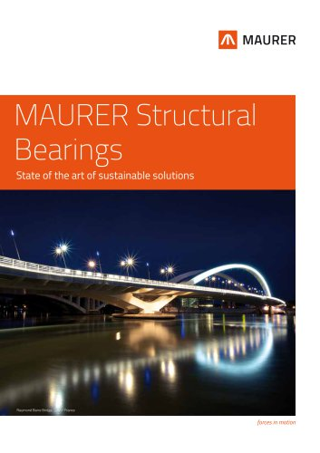MAURER Structural Bearings