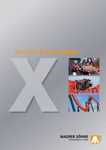 MAURER X-Car Coaster