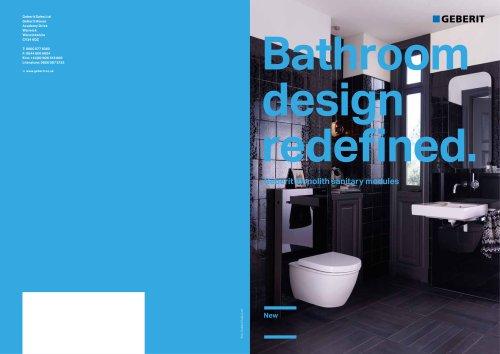 Bathroom Design Redefine