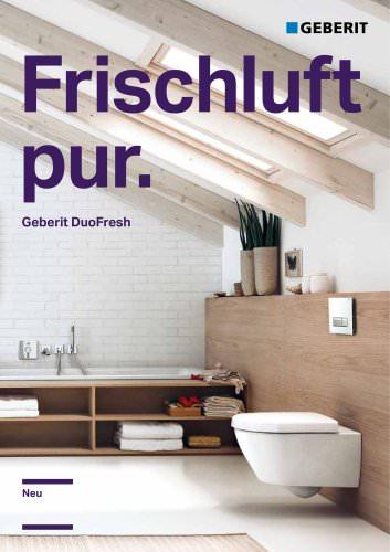 Geberit DuoFresh