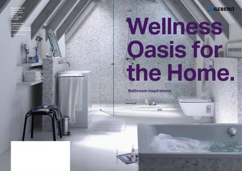 Wellness Oasis for the Home: Bathroom Inspirations 2011