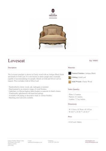 Loveseat