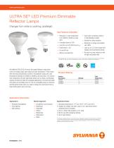 ULTRA SE® LED Premium Dimmable Reflector Lamps