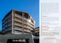 Broschüre Aussenbereichsanwendungen (Hinterlüftete Fassaden, Perforierte Fassaden, Balkonbrüstungen, Balkonakustik, Gartenanwendungen) - 3
