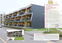 Broschüre Aussenbereichsanwendungen (Hinterlüftete Fassaden, Perforierte Fassaden, Balkonbrüstungen, Balkonakustik, Gartenanwendungen) - 6