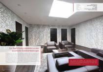 Broschüre Innenbereichsanwendungen (Perforierte Trennwände, Raumteiler, Treppengeländer, Raumakustiksysteme) - 7