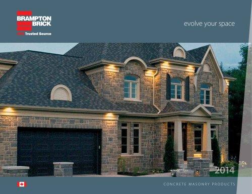 Concrete Masonry Products