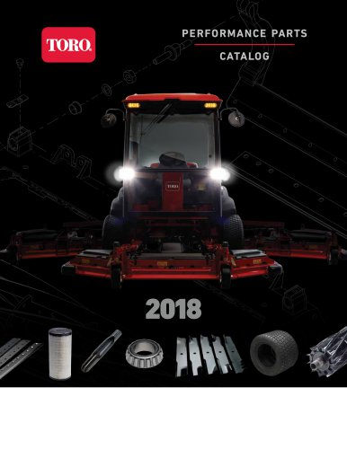 PERFORMANCE PARTS CATALOG